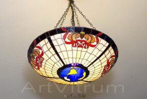 Лампа Тиффани